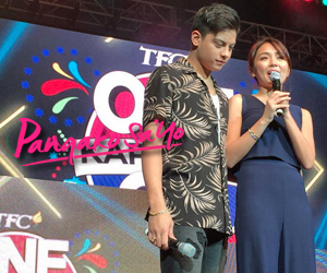 #OKGO2015USA: Pangako Sa'Yo, certified hit sa North America